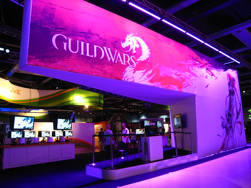 Guild Wars 2 Booth