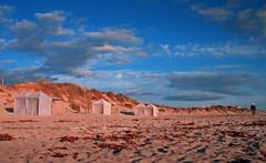 Man at the beach (LuisCarlos F.) Tags: praia portugal canon is do da castelo 1855mm fotografia lc efs viana amorosa neiva 13556 luiscarlos lc313