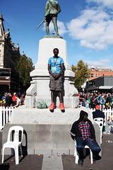 monument. (jonathan vdk) Tags: street canon photography australia victoria 5d vdk canon5dmark2 jonathanvdk