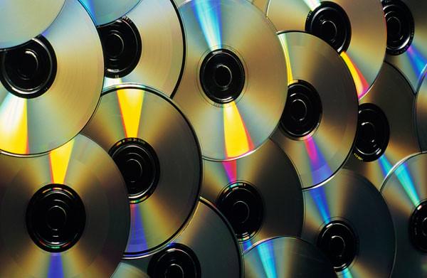 История лазерных дисков