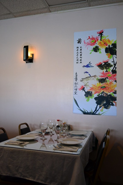 Chinese Table Setting