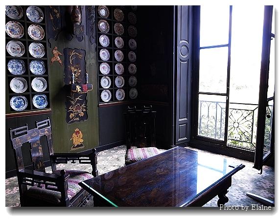 雨果故居客廳2