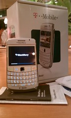 BlackBerry BOLD 9780 白