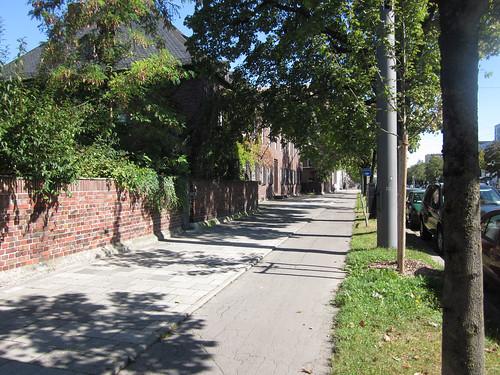 Bayrisches Kriegsarchiv - Leonrodstraße