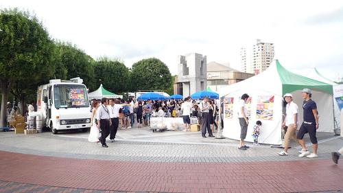 P1100393a台湾祭り@恵比寿ガーデンプレイス