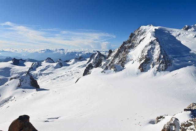 De Chamonix a Courmayeur