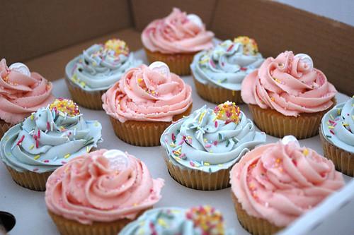 More Fairy Cakes