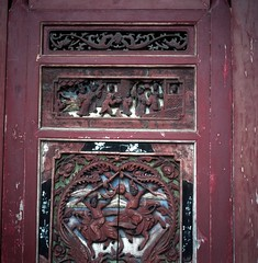 The Door With Stories (狂野的男人) Tags: 120 film melaka malacca 马六甲