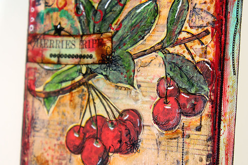 Cherries Ripe - close up 1