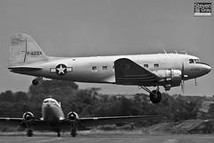 F-AZOX - 16604 33352 - Private - Douglas DC-3 C-47B-35-DK Dakota - 110710 - Duxford - Steven Gray - IMG_8969