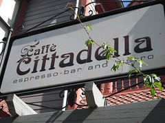 Caffe Cittadella (Cambie and Broadway, Crossroads)
