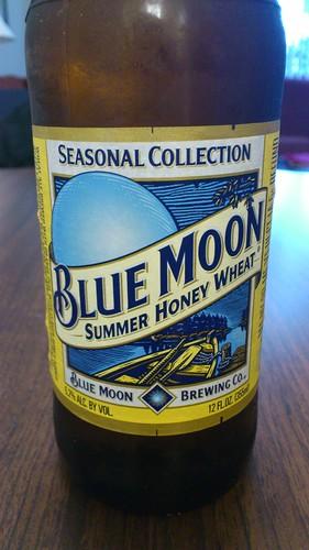 Blue Moon, Summer Honey Wheat