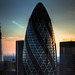 Gherkin - Sunset