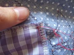sew ing back view