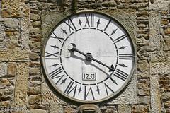 RELOJ (ngel mateo) Tags: espaa torre asturias reloj lastres piedra ngelmartnmateo ngelmateo