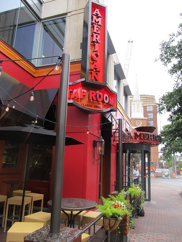 Yours for Good Fermentables ™: American Tap Room taps flow in Clarendon