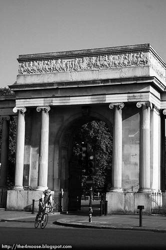 London - Wellington Arch