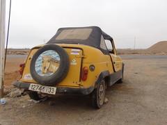 Renault R4 Restyling 2 (Hicham Charqane) Tags: auto nikon marocco r4 renaut meraviglia hicham d5000 priero charqane