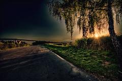 The setting sun (Salvatore Motsu) Tags: sunset kärnten carinthia hdr
