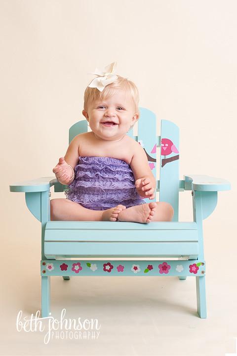 tallahassee baby studio photography beach chair