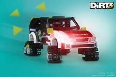 Subaru WRX (1) (pitrek02) Tags: town lego ken block gymkhana moc kulik lugpol