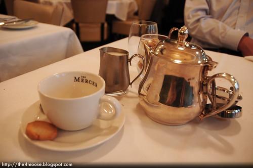 The Mercer - Tea