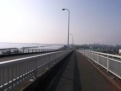 日和大橋から