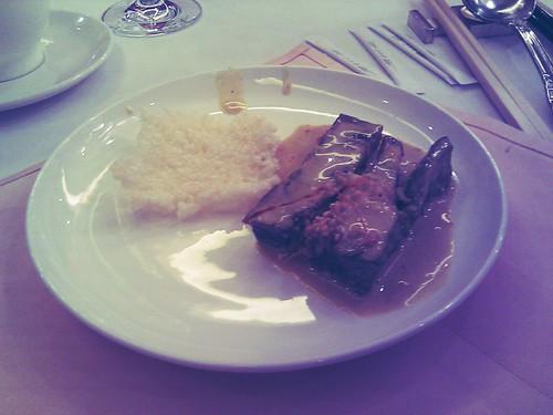 翠玉轩饭局-牛肉不错
