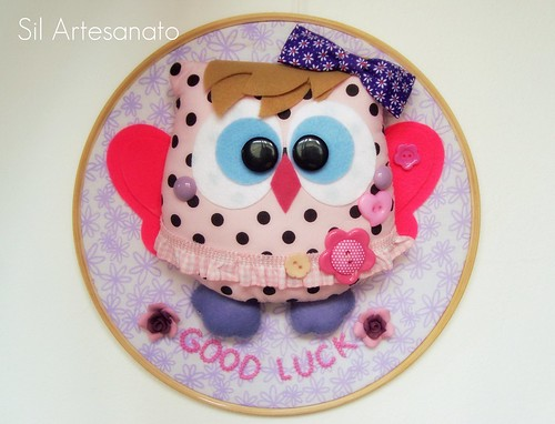 GOOD LUCK !!! by Sil Artesanato