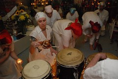 Vodou Ceremony in Philadelphia