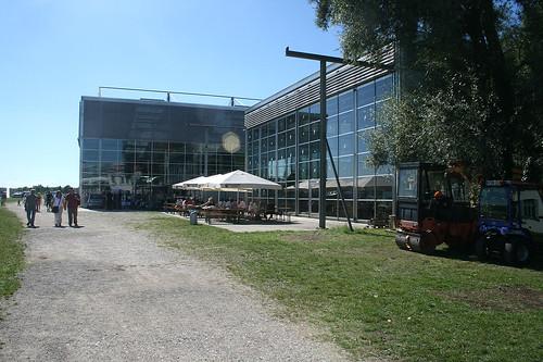 Neue Hallen - Flugwerft Schleißheim