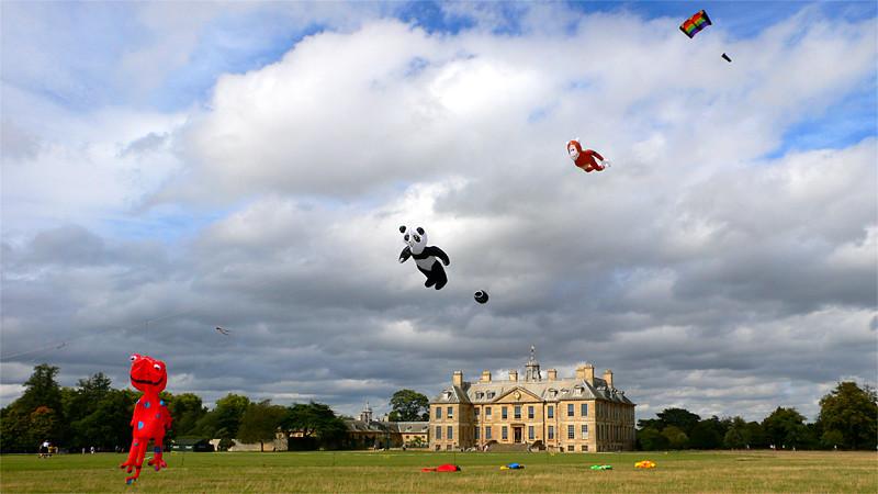Kites @ Belton House