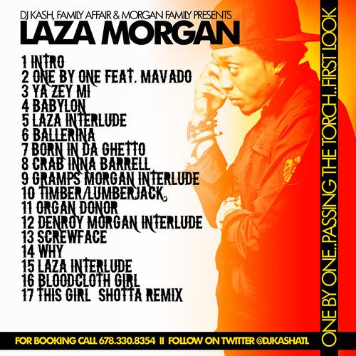 Laza Morgan Back