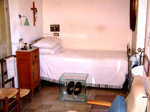 Celda 5 del Convento de Capuchinos