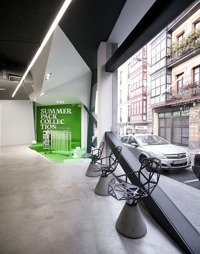 espacio de trabajo para empresa creativa supperstudio, bilbao 11