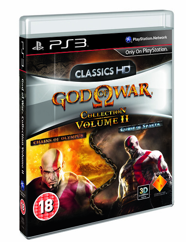 Double The Destruction - God Of War Collection Volume II