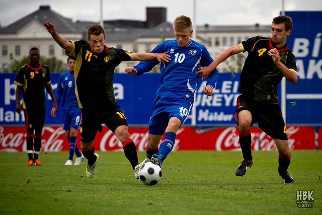 Iceland 2-1 Belgium (U21)