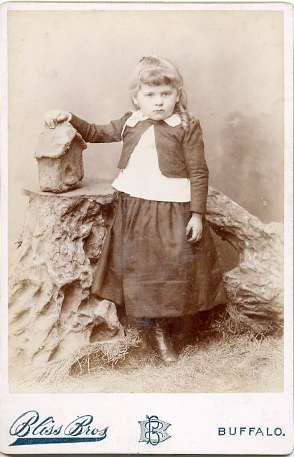 bliss cdv girl