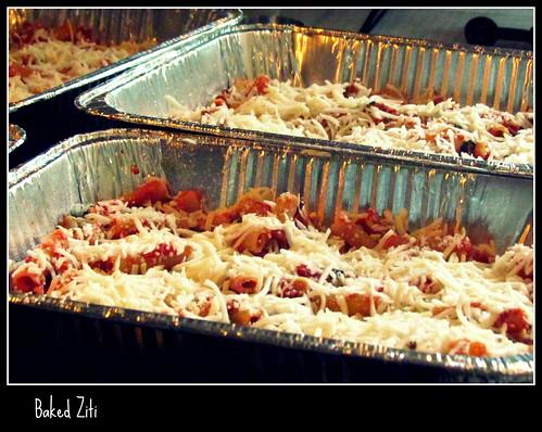 Mmmm ~ Baked Ziti