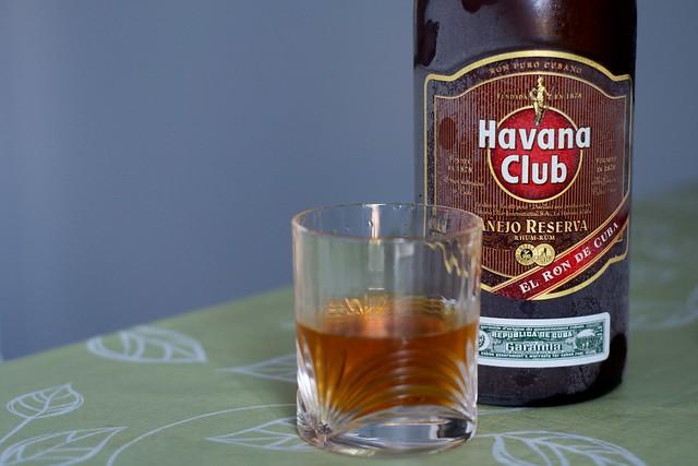 Havana Club Anejo Rum