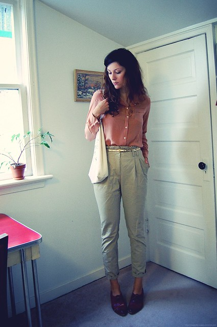 peach outfit 2.