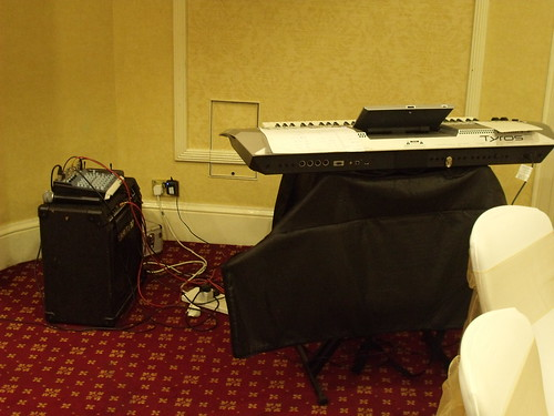 St Johns Hotel, Warwick Road, Solihull - keyboard