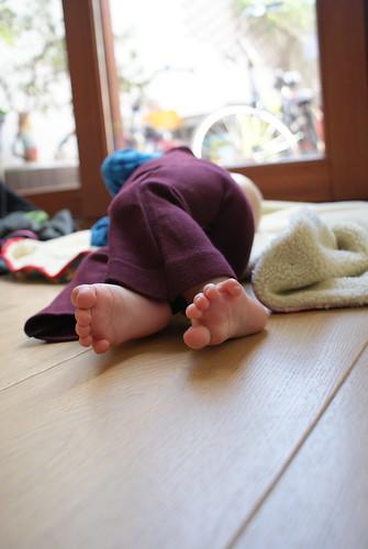 Oh die voetjes <3