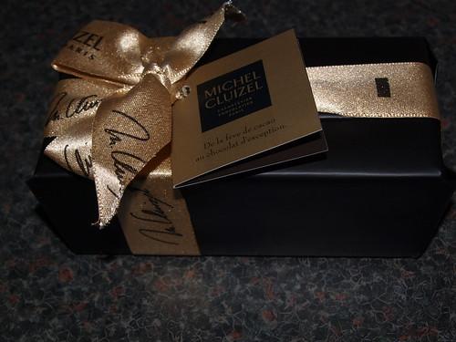 Michel Cluizel Ballotin Box
