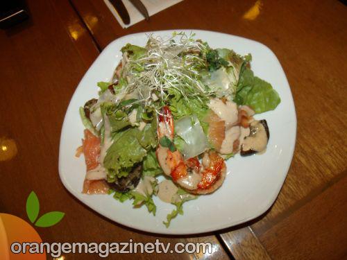 Old Vine Grille - Tessie Tomas Salad