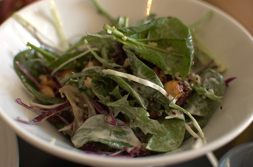 Popeye's salad