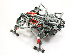 mwm03 (legorobo:waka) Tags: lego technic motorized