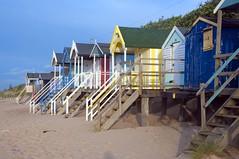 Beach Huts__DSC0286 (ps.cole) Tags: beach sand dunes norfolk wells huts colourful beachhuts