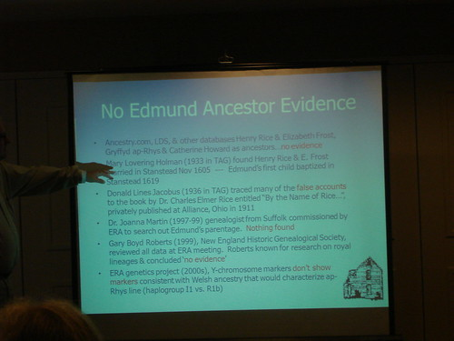 NO Edmund Rice Evidence by midgefrazel