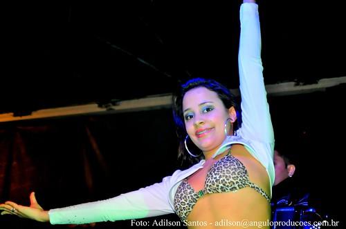O olhar da dançarina by fotocomadilson